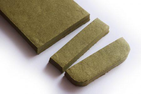 CBD compressed trichomes pollen brick 100g