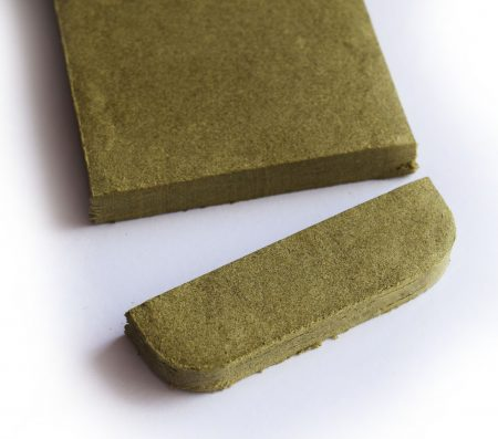 Hemp CBD compressed pollen bar 100g