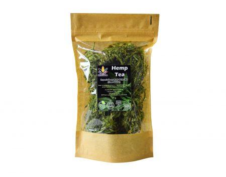 Organic Hemp tea with CBD